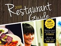 2014 Restaurant Guide