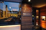 5 Fusion & Sushi Bar (Reader's Choice Best Happy Hour)