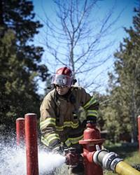 Bend Fire Department—More Photos