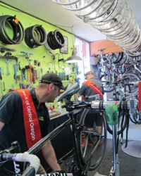 Best Bike Shop: Hutch's Bicycles