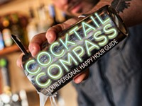 Cocktail Compass Summer 2014