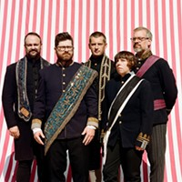 "Decemberists, Just ""Normal"" Oregonians"