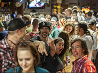 Does Beer Town Mean Party Town?