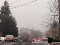 Freezing Fog Descends on Bend