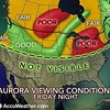 Solar storms may produce Northern Lights viewing in Oregon tonight