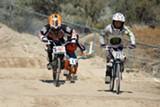 HIGH DESERT BMX