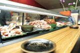 Kanpai Sushi & Sake Bar (Reader's Choice Best Sushi)