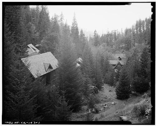 Oregon Caves Concession Cottages, Oregon Route 46, Cave Junction, Josephine County, Ore.