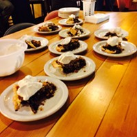 Pie-Off Winner: Donn'a Britt's Country Blueberry Pie