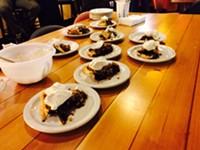 Pie-Off Winner: Donn'a Britt's Country Blueberry Pie
