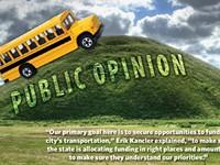 Public Transit's Uphill Climb