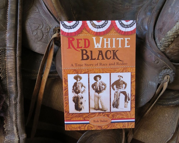 "Rick Steber talks race and rodeo in his book ""Red White Black."" - PENDLETONWOOLENMILLS"