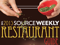 The 2015 Restaurant Guide