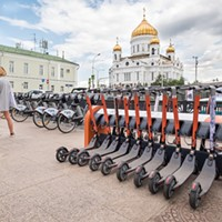 City Not Ready for E-Scooters Yet