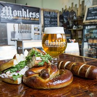 Monkless Opening Restaurant on the River