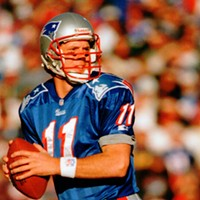 Drew Bledsoe Makes the Quarterback Hall of Fame
