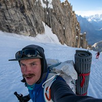 A First Ascent of Link Sar