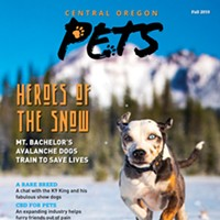 Central Oregon Pets - Fall 2019