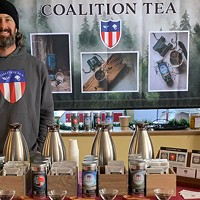 A Cup Bridges Civilians and Veterans