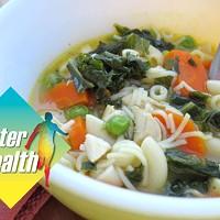Winter's Healing Foods (and Supplements)
