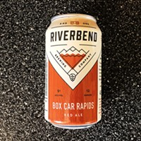 Cans-To-Go: Box Car Rapids Red Ale