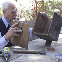 Building a Nesting Box with Jim Anderson ▶ (With Video)