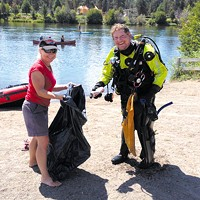 Annual Deschutes River Cleanup takes place July 25