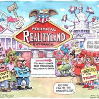 Matt Wuerker—Week of October 1