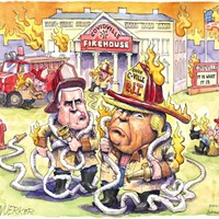 Matt Wuerker—Week of October 15