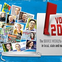 Vote 2020: All the Source Weekly's Candidate Endorsements