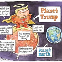 Matt Wuerker—Week of October 29
