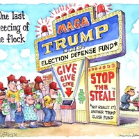 Matt Wuerker—Week of December 3
