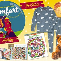 2020 Gift Guide: Comfort for Kids