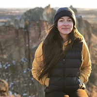 Pro File: Lizzy Van Patten, Climber