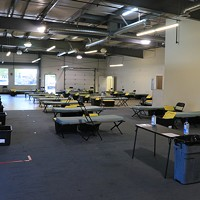 Year-Round Shelter Opens