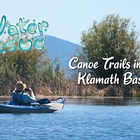 Canoe Trails in the Klamath Basin