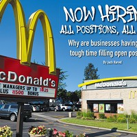 Now Hiring, All Positions, All Shifts