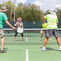 Serving up the 2021 Northwest Classic Pickleball Tournament