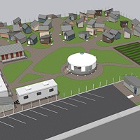 Out Of The Junipers, a Proposed New Camp for the Unhoused