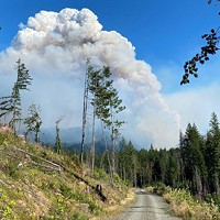 Big Fire Fully Contained