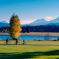 Four Seasons of Family Fun in Black Butte