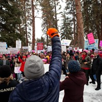 Thousands gather in Bend, tens of thousands in Portland at Saturday's Women's Marches