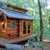 Could You Downsize to a Tiny Home or Small Cottage?