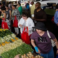 Browse, Taste & Talk Local Food at Spring Farm Faire