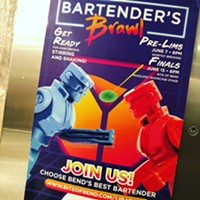 Source on the Scene: Bartender's Brawl