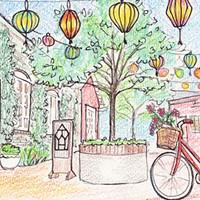 Juniper Tree Invasion Redmond Art Reveal