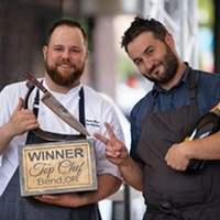 Back to Back Wins for Local Top Chef