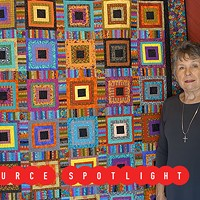 Quilting with a purpose