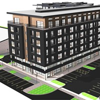 Six-Story Building Coming to the West Side