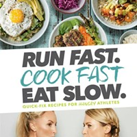 """Run Fast. Cook Fast. Eat Slow"" Book Signing and Run"